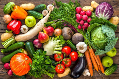 A importância do hortifruti na alimentação